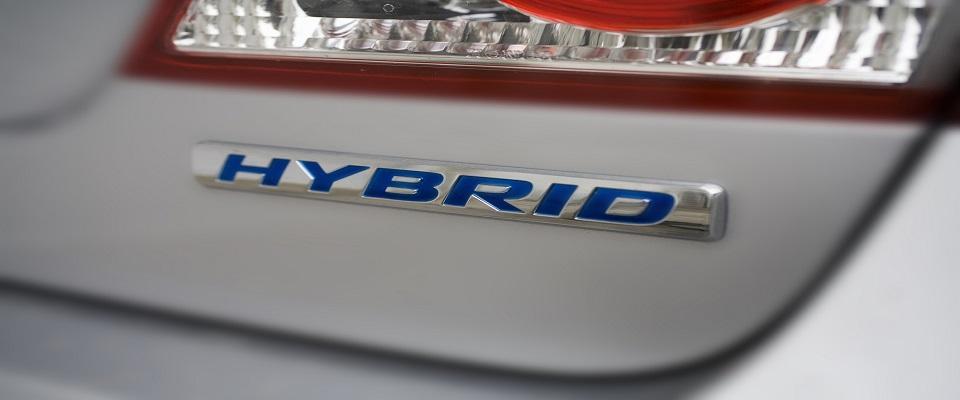 Obsługa samochodów hybrydowych