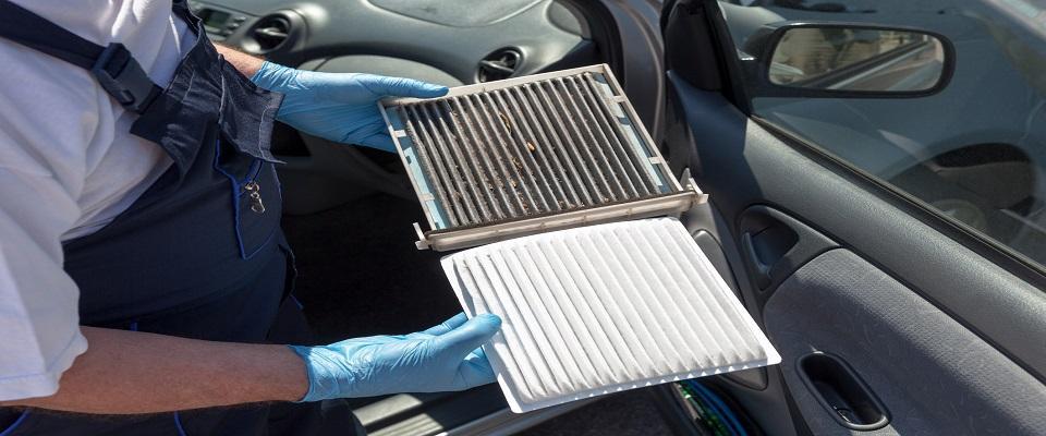 Naprawa układów klimatyzacji
